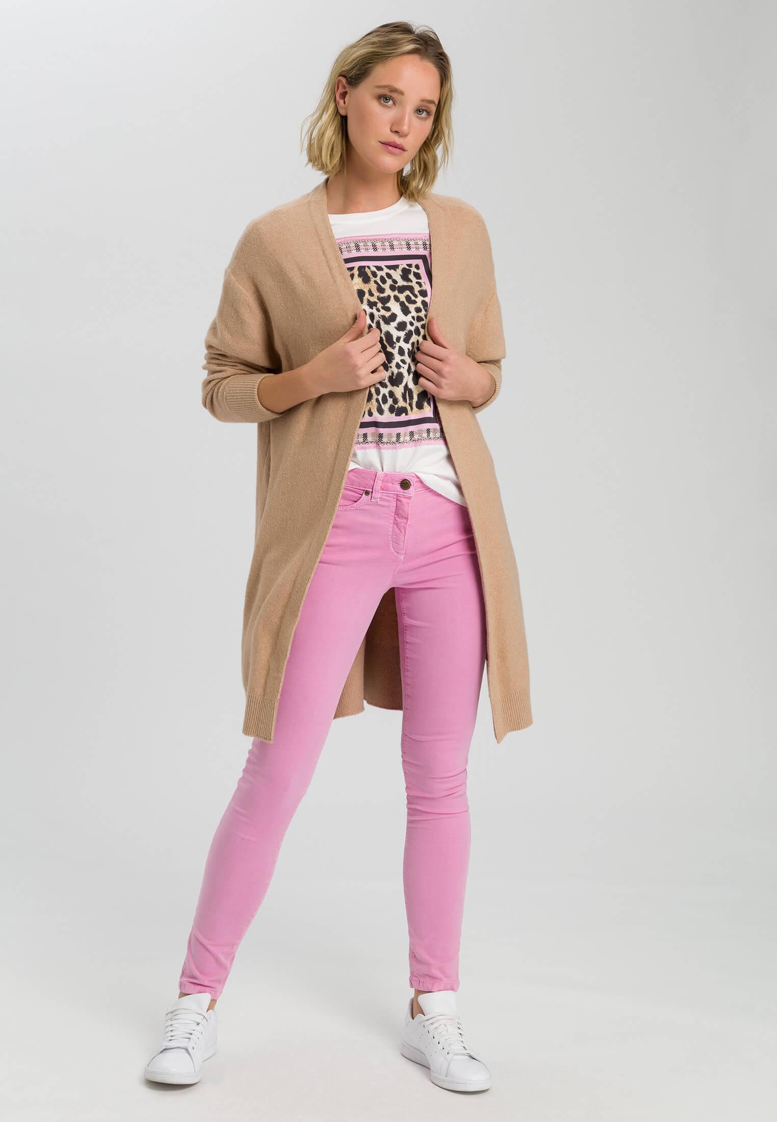 Marc Aurel • Icy Pink Look
