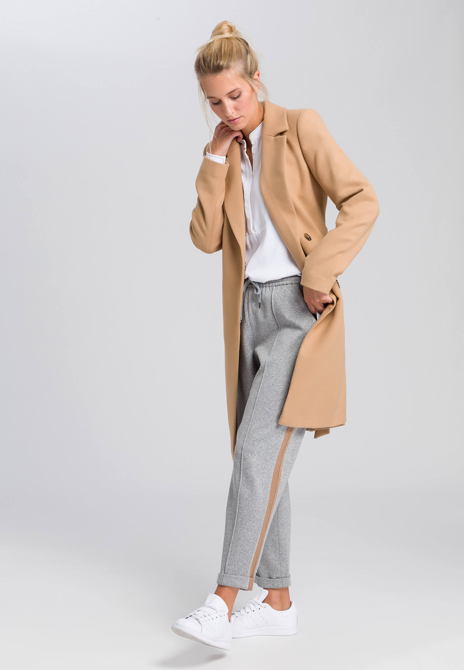 Marc Aurel Cozy Brown Look